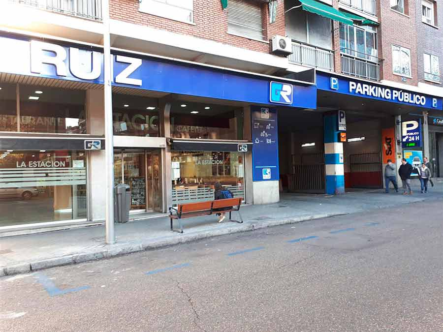Parking barato Madrid Centro